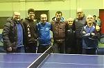 Le squadre di D1 del Taranto e del Brindisi