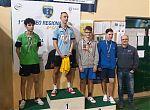 Podio Campionato regionale 2017 Juniores
