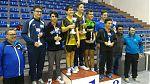 Podio torneo nazionale Linera Santa Venerina (CT) - Allievi